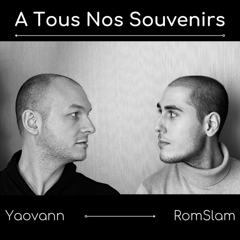 A Tous Nos Souvenirs : un duo inédit avec RomSlam