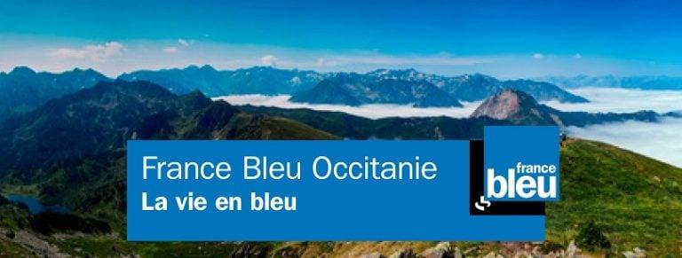 Passage sur France Bleu Toulouse